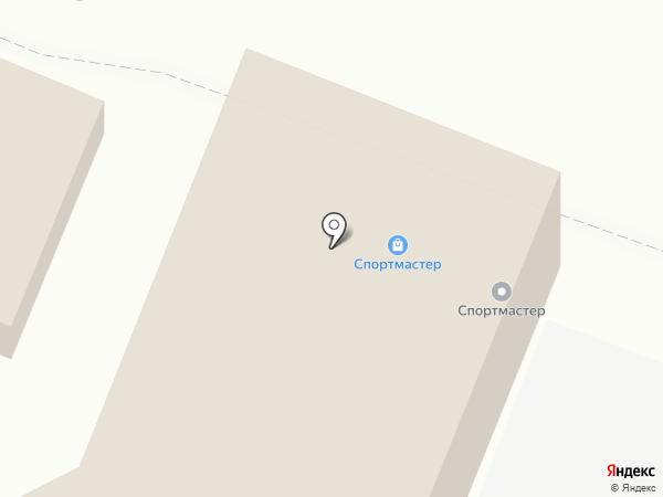 Спортмастер на карте Анапы