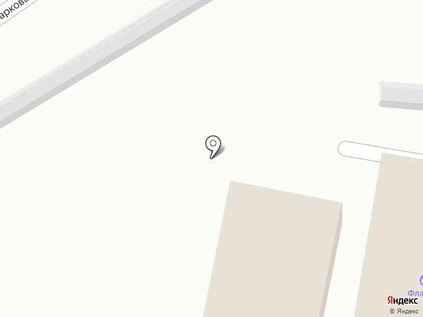 Магазин электроматериалов на карте Анапы