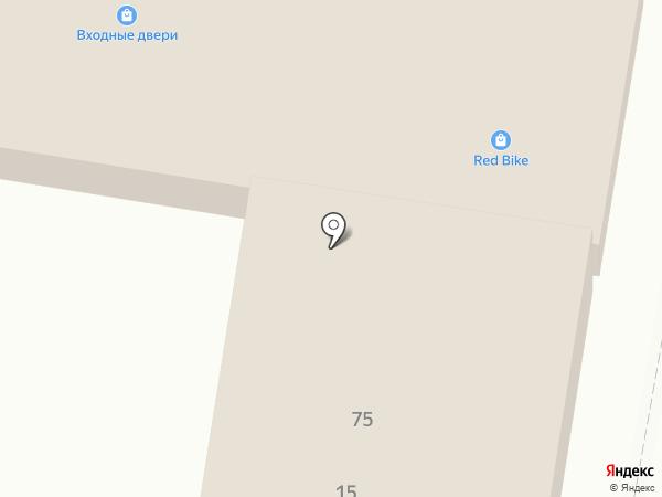 Оникс на карте Анапы