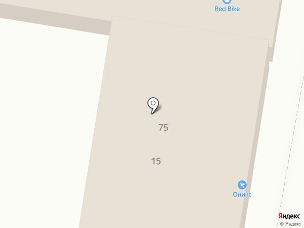 Стройфорт на карте Анапы