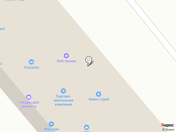 СтройМид1 на карте Химок