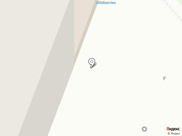 Стрижамент на карте Анапы