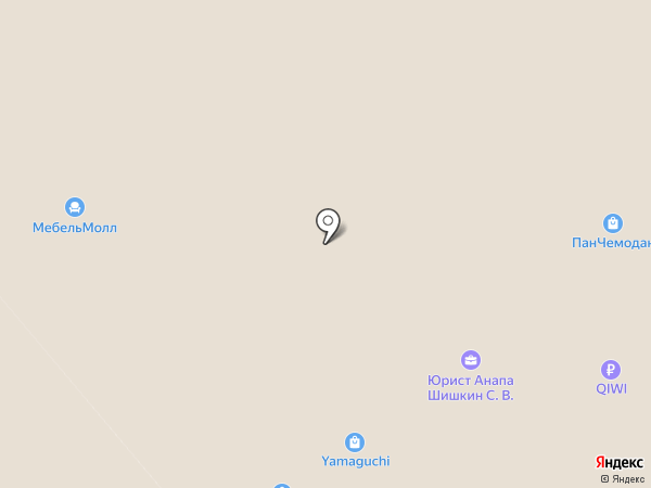 Fiszman на карте Анапы