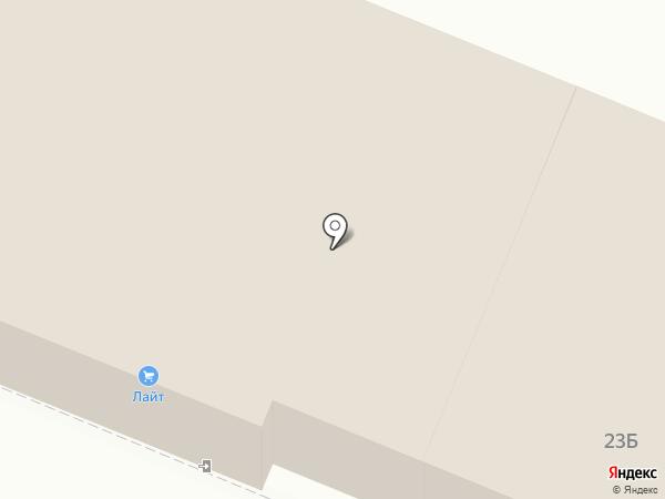 Эра на карте Анапы