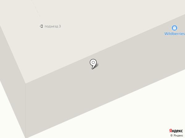 Грация на карте Красногорска