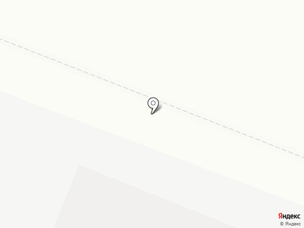 Восточный на карте Анапы