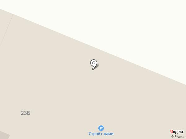 Лонг на карте Анапы