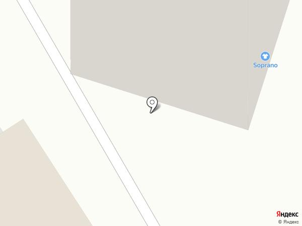 Хозяин на карте Анапы