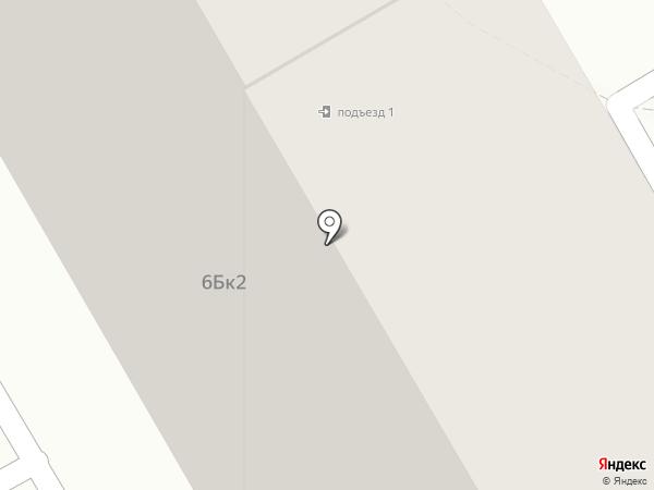 Мегаполис Сервис Анапа на карте Анапы