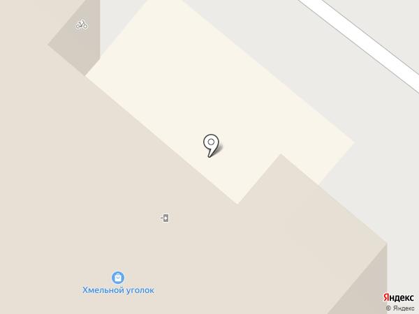 Праймус на карте Красногорска