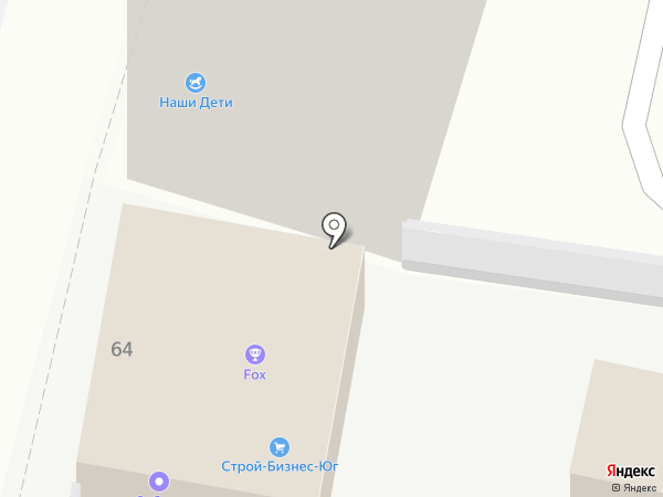 Lemon-Car на карте Анапы