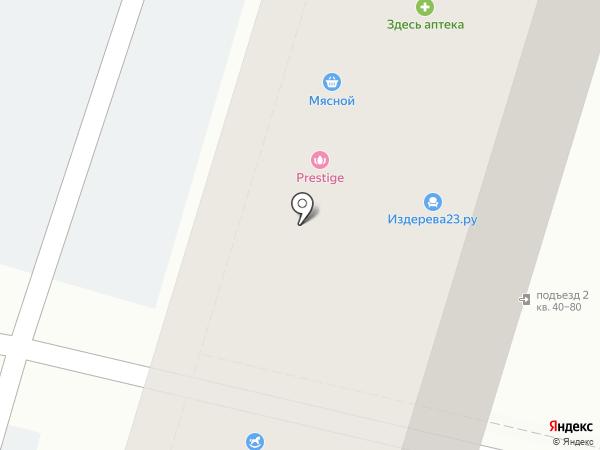 Профи на карте Анапы
