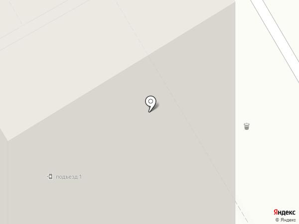 Баркад на карте Анапы