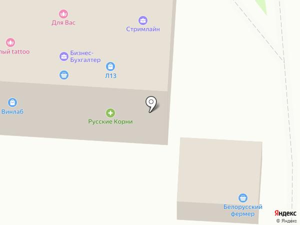 Для Вас на карте Красногорска