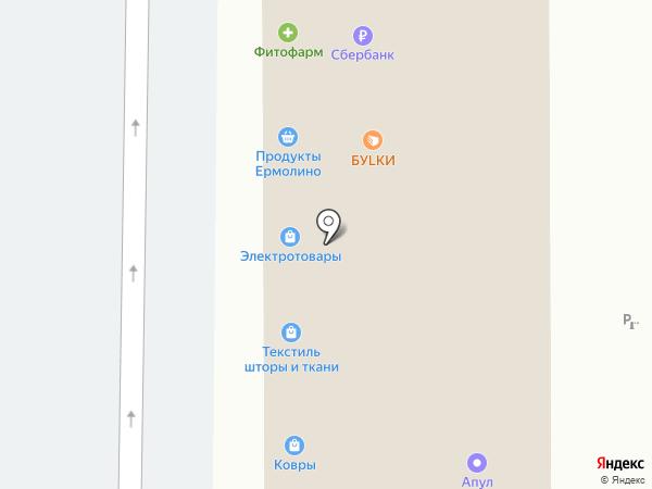 Двери Плюс на карте Анапы