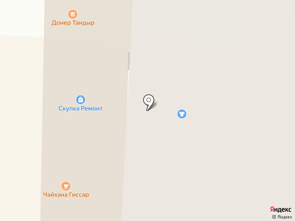 Фаст Финанс на карте Красногорска