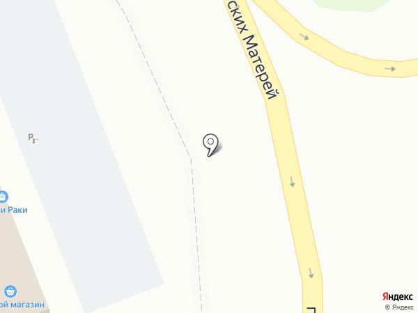 Садовый центр на карте Анапы