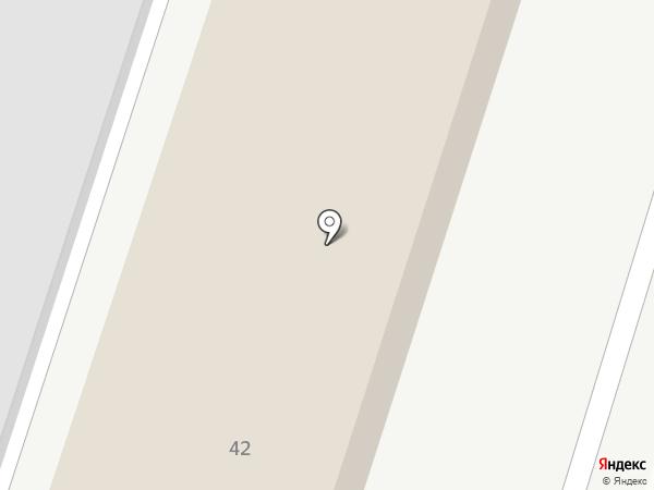 Автосервис на карте Анапы
