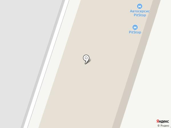 PitSTOP на карте Анапы