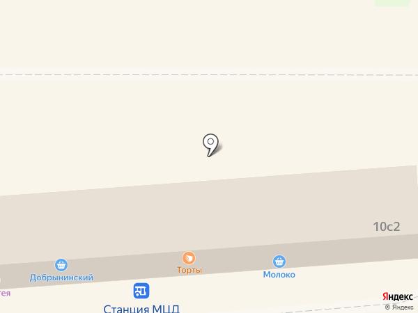 Стелла память на карте Красногорска