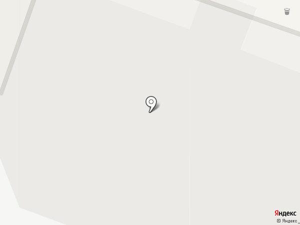 Парковый на карте Анапы