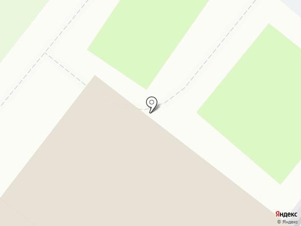 Шиномонтажная мастерская на Трёхгорной на карте Трехгорки