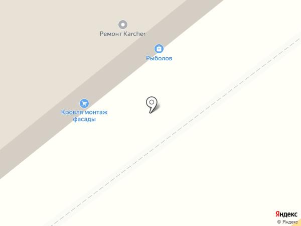 Топас на карте Москвы