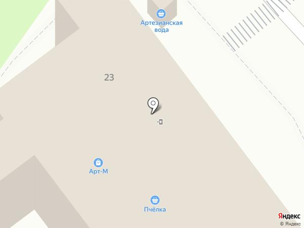 Профит на карте Красногорска