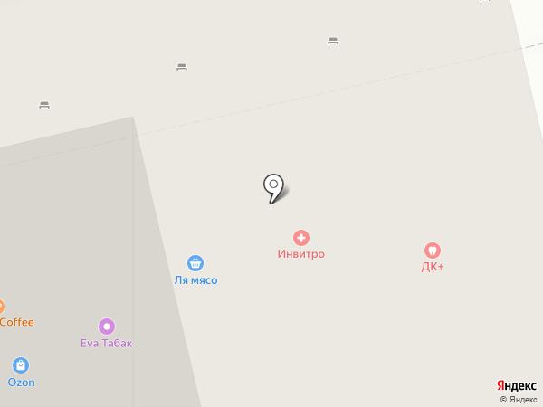 Лечу.ру на карте Московского