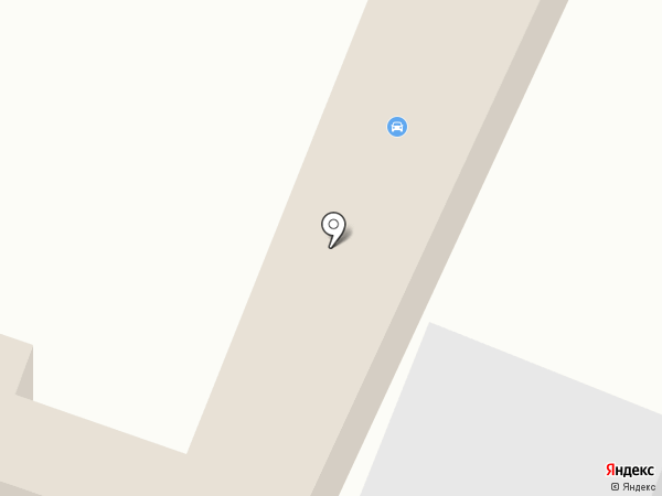 Служба подбора автоэмалей на карте Анапы