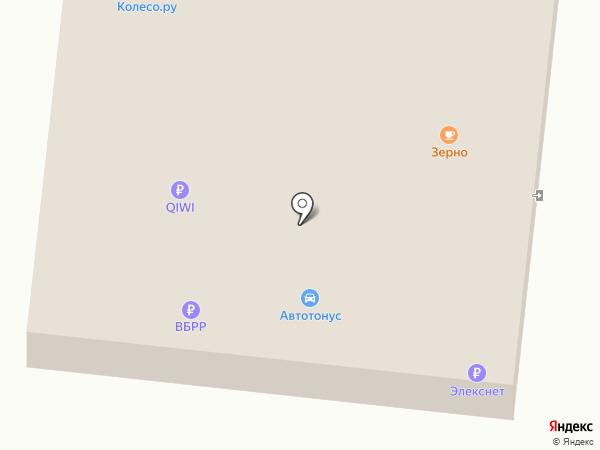 ЛинзАмат на карте Красногорска