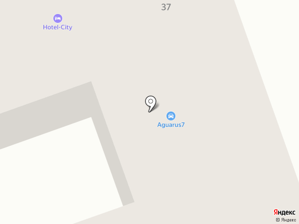 У Фонтана на карте Красногорска