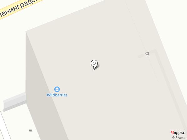 НП-Юг на карте Анапы