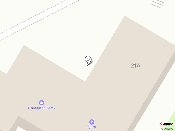 Карамель на карте Московского