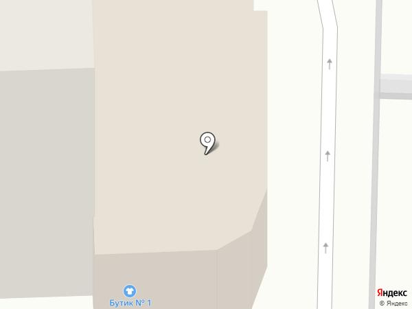Добрыня на карте Анапы