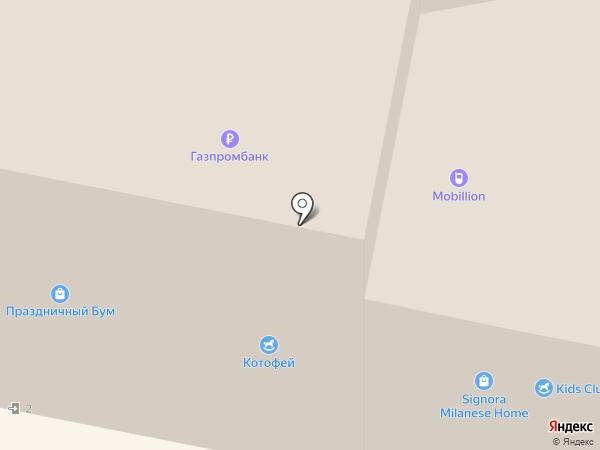 Lacarino на карте Красногорска