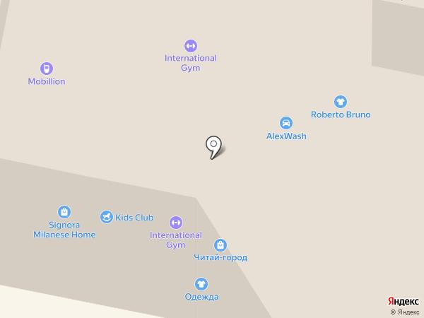 Мир карапуза на карте Красногорска
