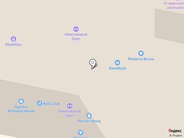 ЭЛИЗЭ на карте Красногорска