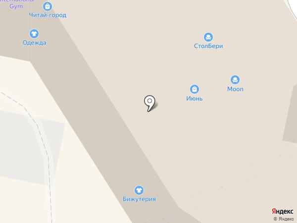 Safina на карте Красногорска