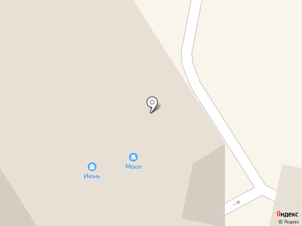Причёскин на карте Красногорска