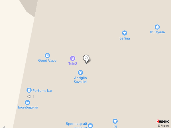 Связной на карте Красногорска