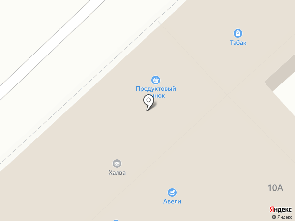 Beauty Lab на карте Химок