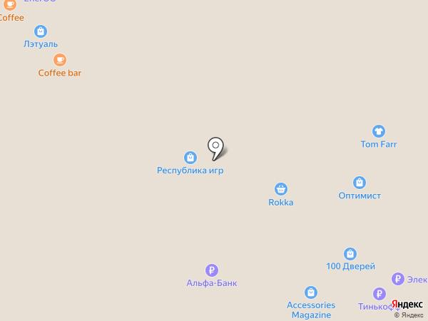 Дольче Ноче на карте Красногорска