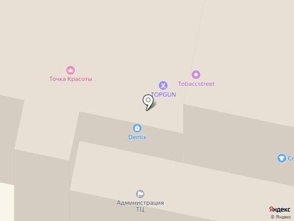 Finn Flare на карте Красногорска