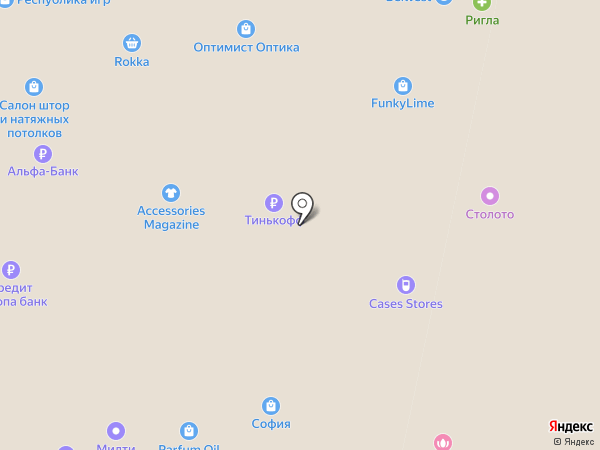 Magic white на карте Красногорска