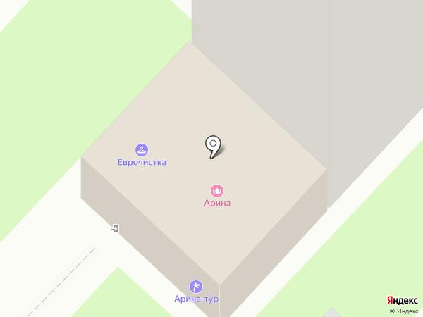 Ваш ломбард-1 на карте Москвы