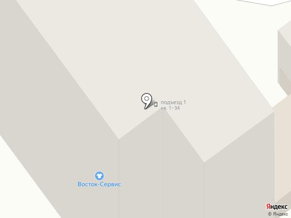 Красногорское РАЙПО на карте Красногорска