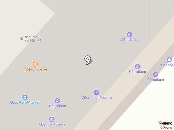 Целитель на карте Москвы
