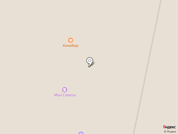 Манер на карте Красногорска
