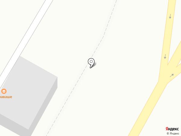 Ремонтная мастерская на карте Московского